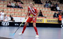 Diváci uvidí Elišku Krupnovou v dresu Pixba na českém sportovním kanále! Foto: Per Wiklund, www.perwiklund.se