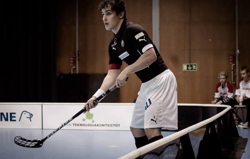 Michal Podhráský. facebook, foto: Anssi Koskinen